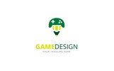 Game Design Logo Template