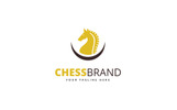 Chess Brand - Logo Template