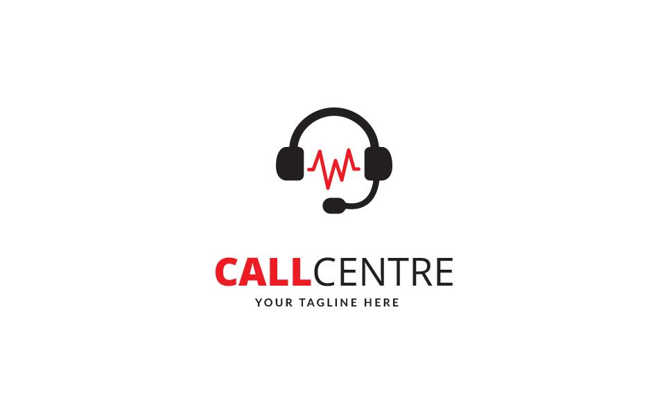 Call Center Logo Template 70350