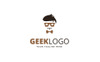 Geek Design Logo Template Big Screenshot