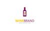 Wine Brand Logo Template Big Screenshot