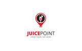 Juice Point Logo Template