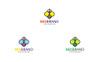 "Logo Vorlage namens ""Bee Brand"" Großer Screenshot"
