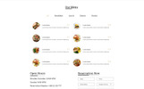 Restaurant Dany PSD Template