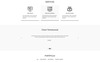 Lucas Portfolio-Onepage Creative PSD Template Big Screenshot