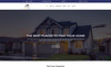 Sweet Home Real Estate PSD Template Big Screenshot