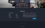 Arch Bureau Landing Page-mall