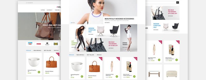 Avalon - Wholesale Store PrestaShop Theme - Features Image 7