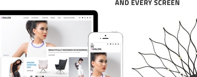 Avalon - Wholesale Store PrestaShop Theme - Features Image 9