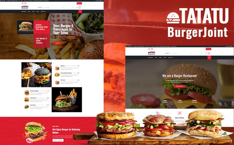 10 plantillas Wordpress para cafeterías y restaurantes 12