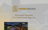 "WordPress шаблон ""ExpertEstate Real Estate"""