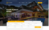 """ExpertEstate Real Estate"" thème WordPress adaptatif"