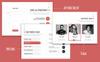 Tattoo Body Art Bootstrap HTML Landing Page Template Big Screenshot