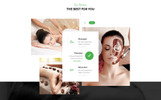 Feeling Spa - Beauty & Spa HTML Template Website Template
