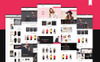 The Mart Multipurpose e-commerce Website Template Big Screenshot