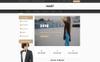 """""""The Mart Multipurpose e-commerce"""" modèle web adaptatif Grande capture d'écran"""