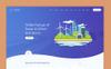 Sun and Wind Energy HTML Template Website Template Big Screenshot