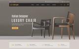 "Responzivní PrestaShop motiv ""Craft Furniture Interior"""